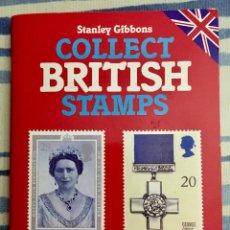 Sellos: COLLECT BRITISH STAMPS. COLECCIÓN DE SELLOS BRITANICOS.1990.. Lote 133187650