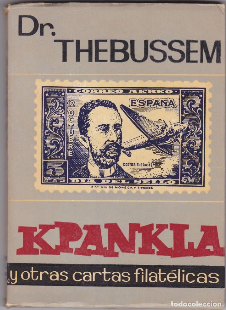 DR. THEBUSSEM KPANKLA (Filatelia - Sellos - Catálogos y Libros)
