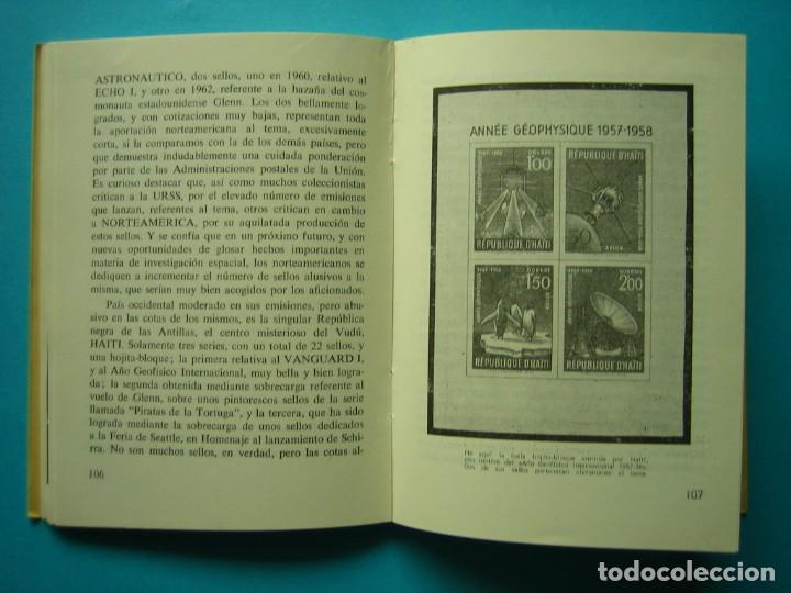 Sellos: FILATELIA - LIBRO - ASTRONAUTICA Y FILATELIA - JOSE L. BARCELO - COL. LA CORNETA Nº 8 - AÑO 1966 - Foto 2 - 140025142