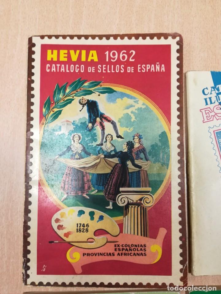 Sellos: Lote 6 catálogos sellos de 1962 a 1980 - Foto 2 - 140341686
