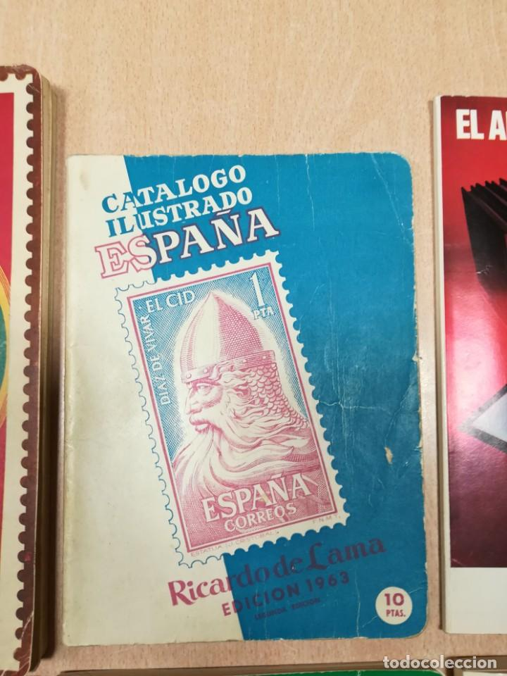 Sellos: Lote 6 catálogos sellos de 1962 a 1980 - Foto 3 - 140341686