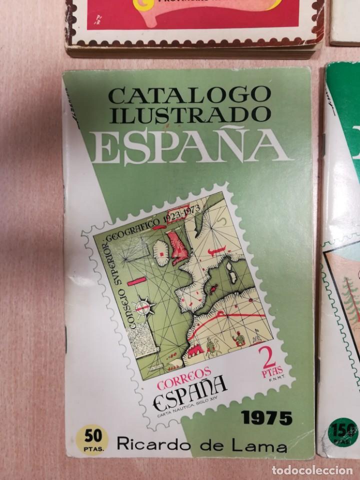 Sellos: Lote 6 catálogos sellos de 1962 a 1980 - Foto 5 - 140341686