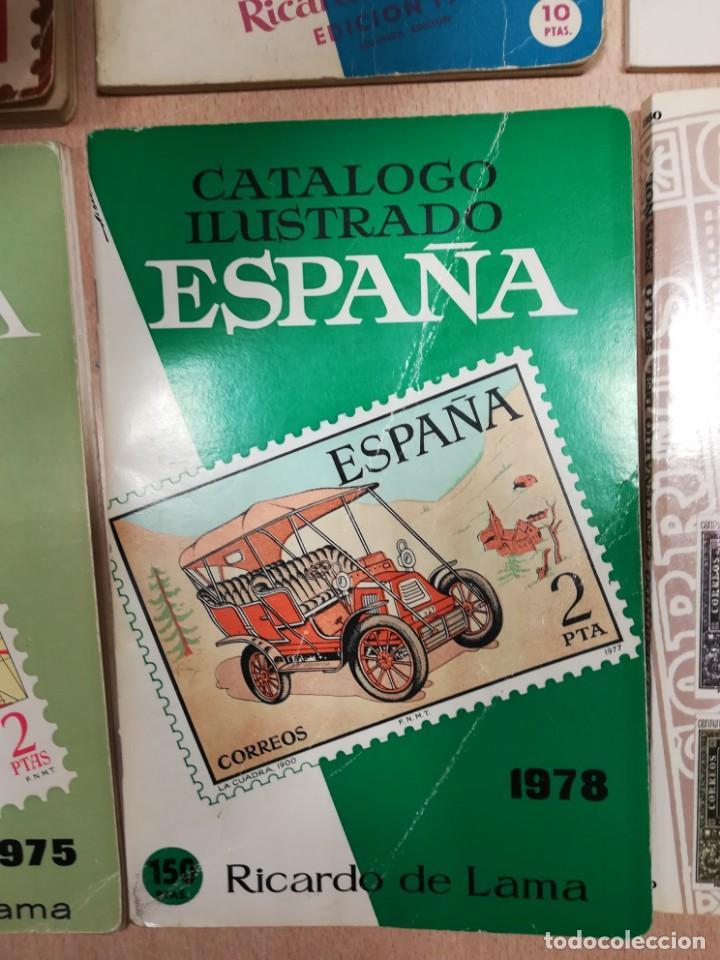 Sellos: Lote 6 catálogos sellos de 1962 a 1980 - Foto 6 - 140341686