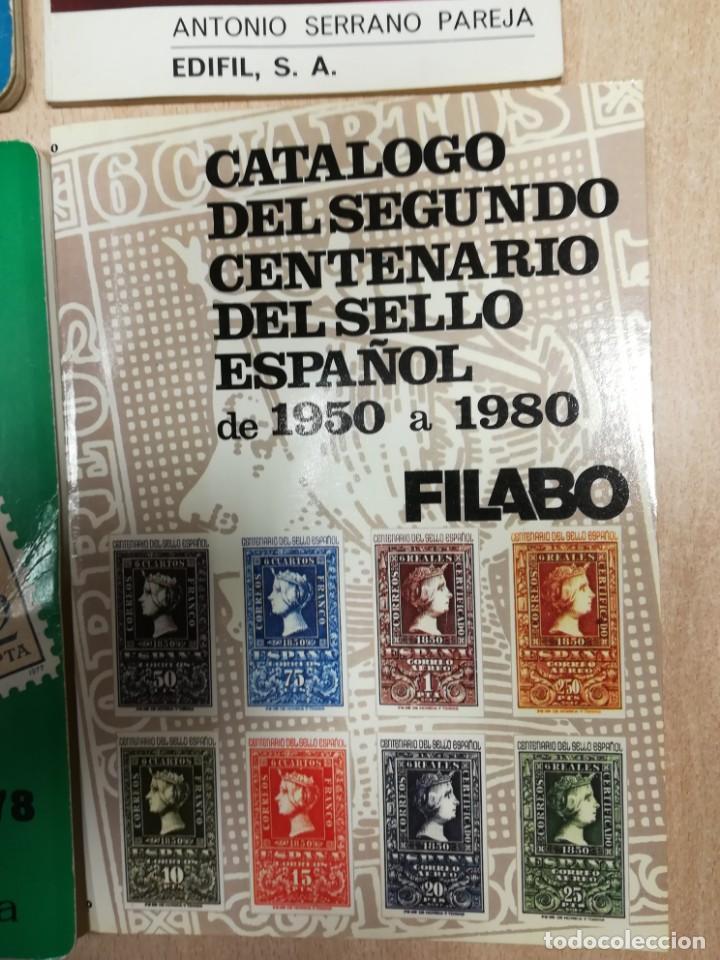 Sellos: Lote 6 catálogos sellos de 1962 a 1980 - Foto 7 - 140341686