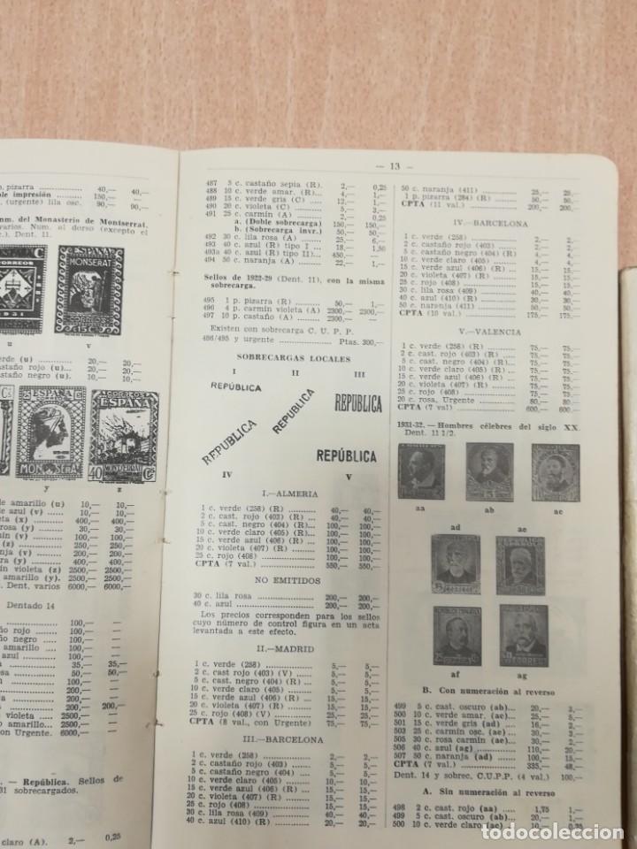 Sellos: Lote 6 catálogos sellos de 1962 a 1980 - Foto 9 - 140341686