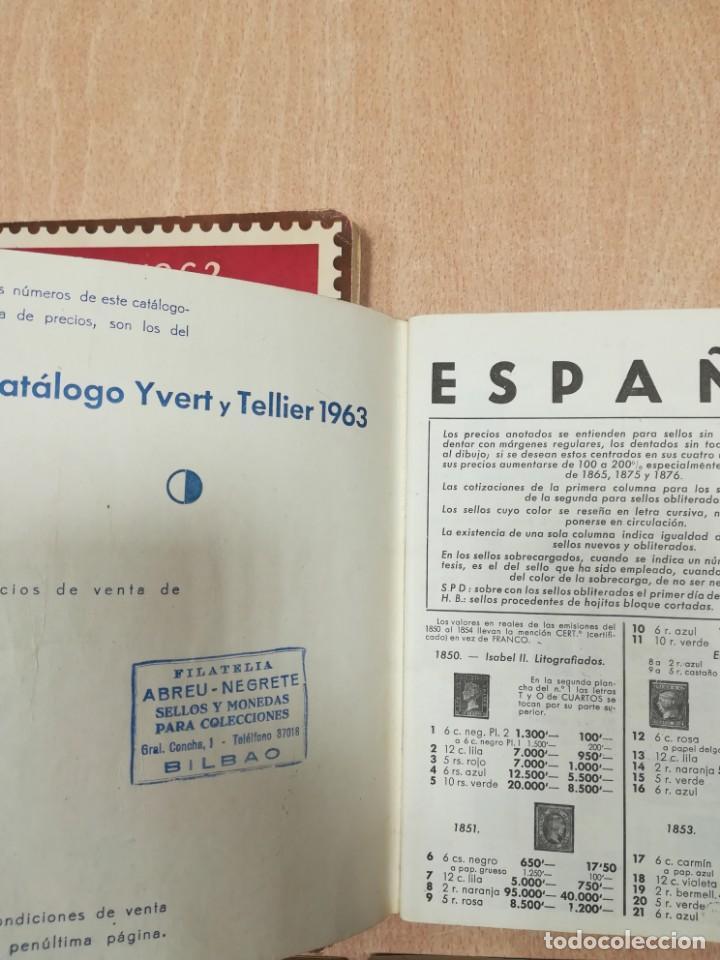 Sellos: Lote 6 catálogos sellos de 1962 a 1980 - Foto 10 - 140341686