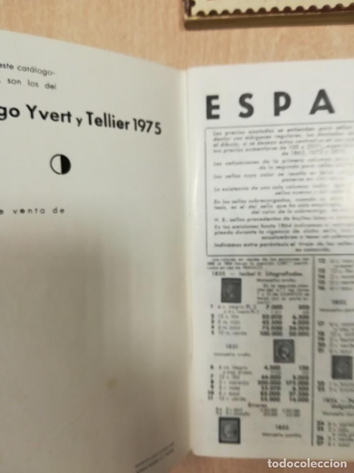 Sellos: Lote 6 catálogos sellos de 1962 a 1980 - Foto 13 - 140341686