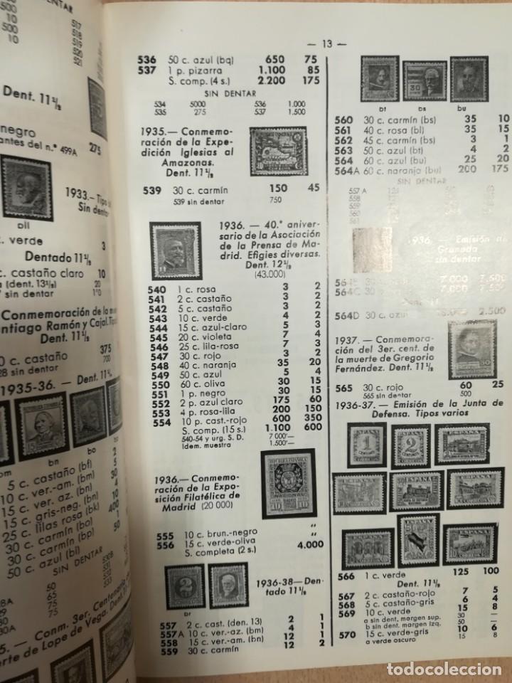 Sellos: Lote 6 catálogos sellos de 1962 a 1980 - Foto 14 - 140341686