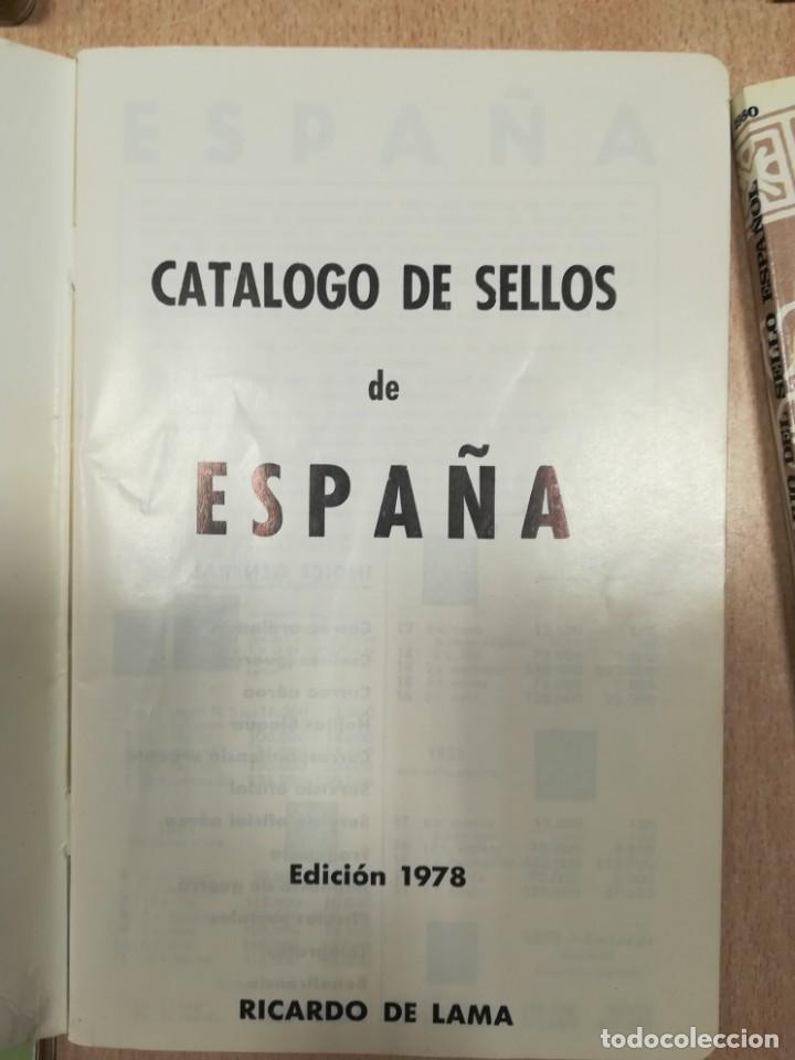 Sellos: Lote 6 catálogos sellos de 1962 a 1980 - Foto 15 - 140341686