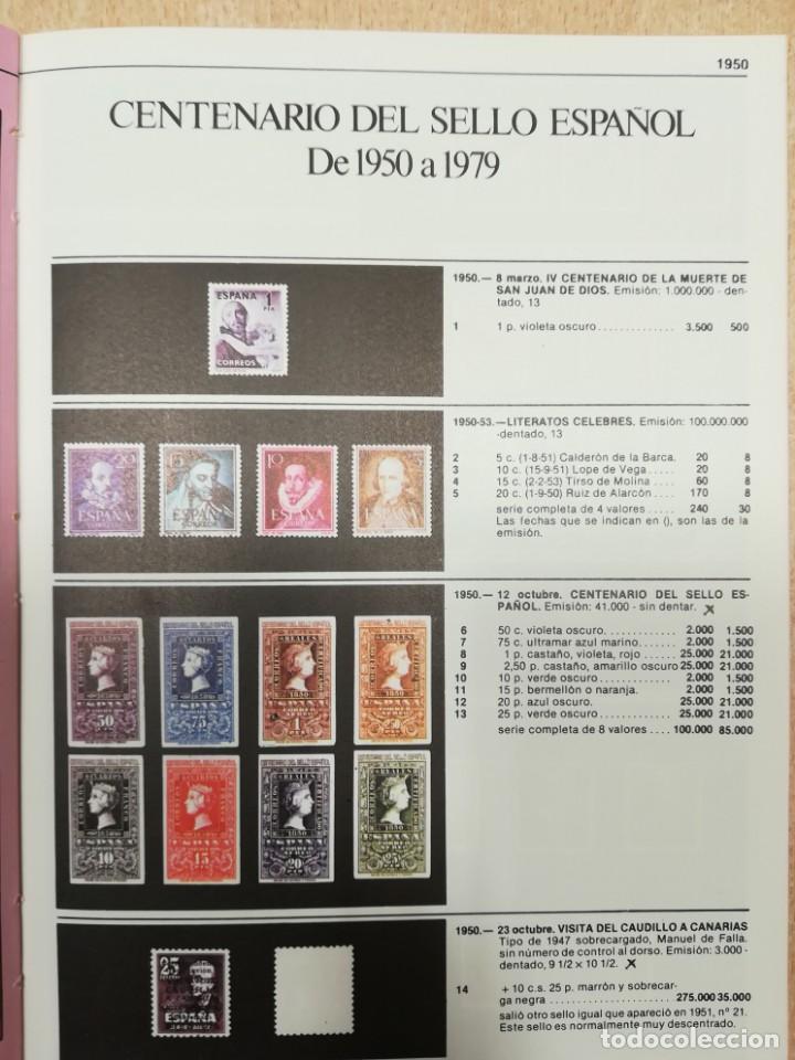 Sellos: Lote 6 catálogos sellos de 1962 a 1980 - Foto 17 - 140341686