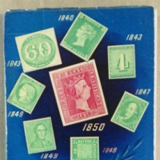 Sellos: J. MAJÓ-TOCABENS, ORIGEN DE LOS SELLOS Y DE SUS COLECCIONISTAS, ED. SOPENA, BARCELONA, ANTES DE 1950. Lote 144038814