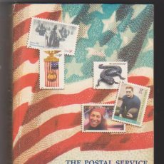 Sellos: THE POSTAL SERVICE. GUIDE TO U.S. STAMPS. 30TH EDITION. CATALOGO DE SELLOS U.S.A.. Lote 144968224