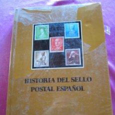 Sellos: HISTORIA DEL SELLO POSTAL ESPAÑOL TOMO V PRECINTADO. Lote 145712278