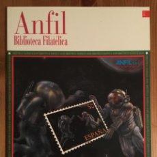 Sellos: ANFIL BIBLIOTECA FILATELICA Nº2. Lote 146162666
