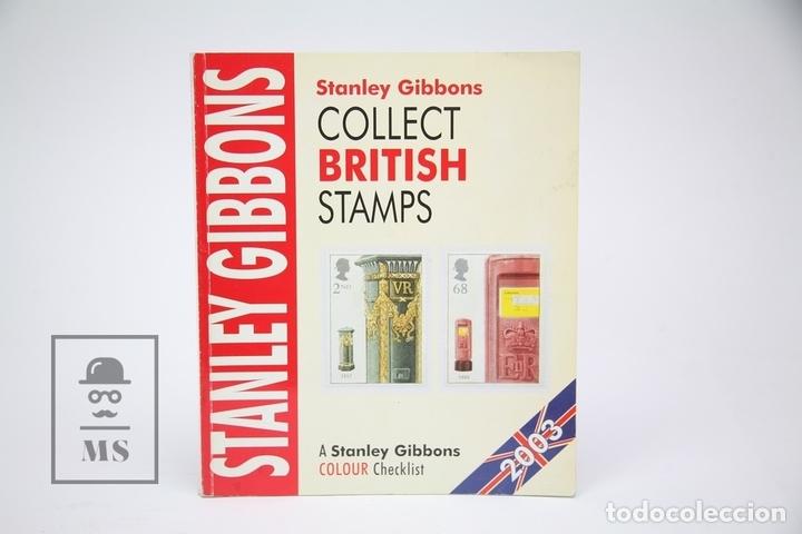 CATALOGO DE SELLOS - COLLECT BRITISH STAMPS / STANLEY GIBBONS - AÑO 2003 (Filatelia - Sellos - Catálogos y Libros)
