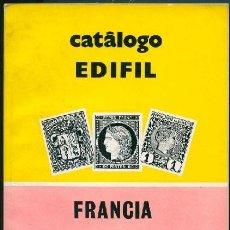 Sellos: CATÁLOGO EDIFIL - FRANCIA, ANDORRA, MONACO 1977. Lote 147134862