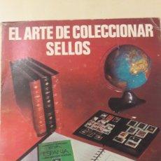 Sellos: EL ARTE DE COLECCIONAR SELLOS EDIFIL ANTONIO SERRANO PAREJA VENDIDA OVIEDO. Lote 147227502