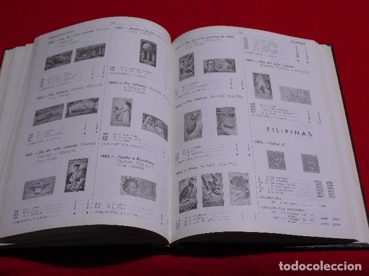 Sellos: Catalogo unificado de españa y provincias africanas y ex colonias 1965 - Foto 3 - 147317498