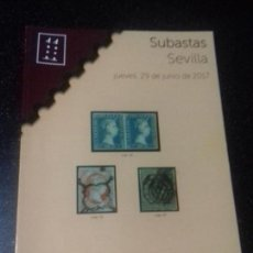 Briefmarken - SUBASTA. SEVILLA. JUNIO - 2017. - 147949342
