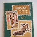 Sellos: HEVIA 1961 - CATALOGO DE SELLOS - TDK2. Lote 151327268