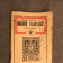 Sellos: MADRID FILATÉLICO. REVISTA MENSUAL NO.441/2 (DICIÉMBRE DE 1935). Lote 151903889