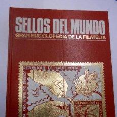 Sellos: SELLOS DEL MUNDO MANUAL GRAN ENCICLOPEDIA DE LA FILATELIA EDICIONES URBION 1981. Lote 152701902