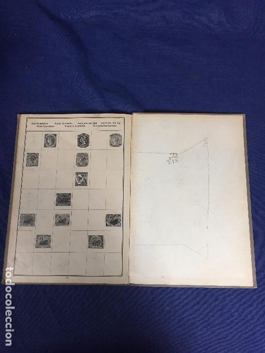 Sellos: ÁLBUM TIMBRES SELLOS SCHWANEBERGER Briefmarken 1929 - Foto 2 - 153189738