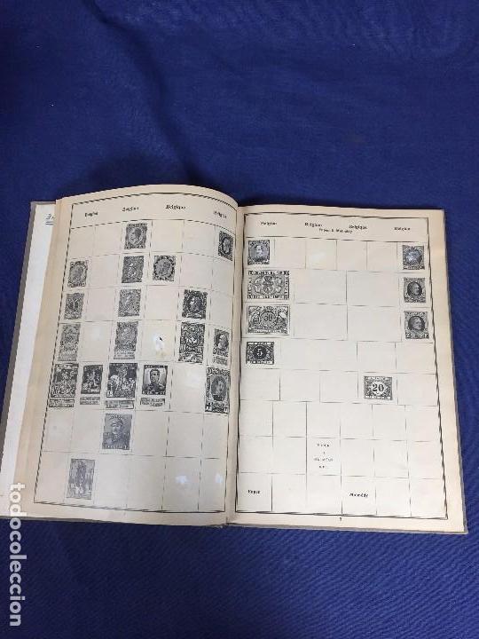 Sellos: ÁLBUM TIMBRES SELLOS SCHWANEBERGER Briefmarken 1929 - Foto 11 - 153189738