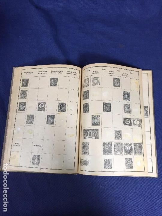 Sellos: ÁLBUM TIMBRES SELLOS SCHWANEBERGER Briefmarken 1929 - Foto 12 - 153189738