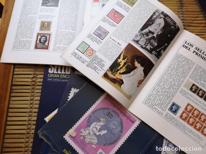 Sellos: 9 FASCICULOS (DE SELLOS DEL MUNDO )EDICIONES URBION ,AÑOS 80 - Foto 4 - 157125406