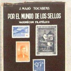 Francobolli: POR EL MUNDO DE LOS SELLOS - VADEMECUM FILATELICO - 1944. Lote 157894386