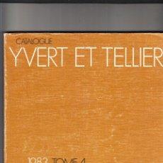 Sellos: CATALAGO YVERT ET TELLIER 1983 TOMO 4. Lote 158532370
