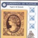 Sellos: ESTUDIO DE LOS SELLOS DE TELÉGRAFOS DE CUBA (EUGENIO DE QUESADA). Lote 160461550