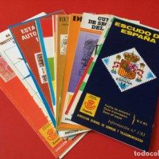 Sellos: AÑO 1983---- 23 FOLLETOS INFORMATIVOS SERVICIO FILATELICO CORREOS. Lote 166027574