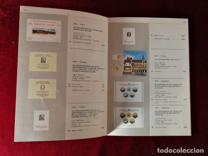 Sellos: Catálogo de Hojas Recuerdo - Edifil - Año 1979 - Foto 4 - 168986780