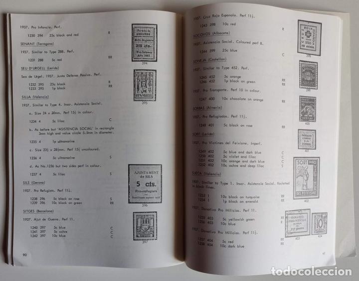 Sellos: THE REPUBLICAN LOCAL WAR TAX STAMPS 1936-1939 Spanish Philatelic Society Bookclub Nº9. F. Gómez-Guil - Foto 9 - 170148150