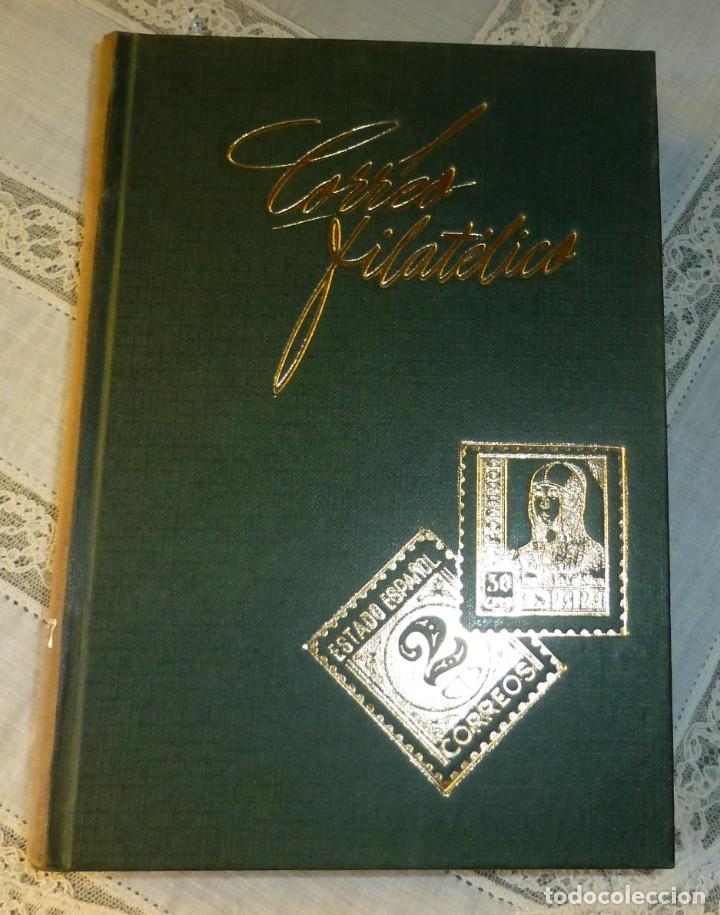 REVISTA CORREO FILATÉLICO - VALENCIA FILATÉLICA TOMO III 1966-67 Nº 44 AL 63 (Filatelia - Sellos - Catálogos y Libros)