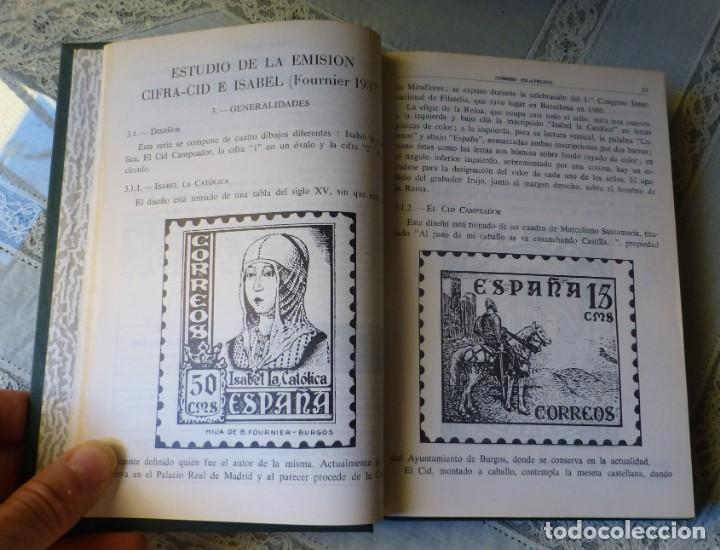 Sellos: Revista Correo Filatélico - Valencia Filatélica Tomo III 1966-67 Nº 44 al 63 - Foto 3 - 170237536