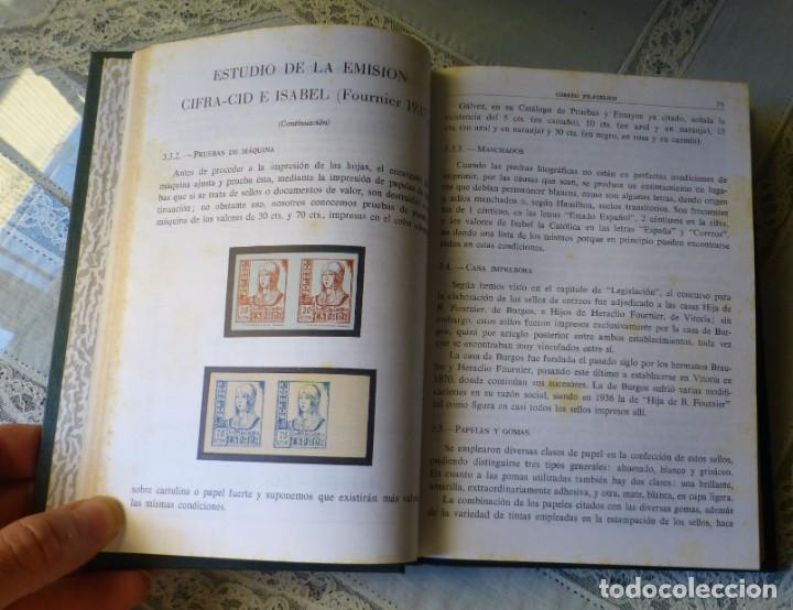 Sellos: Revista Correo Filatélico - Valencia Filatélica Tomo III 1966-67 Nº 44 al 63 - Foto 4 - 170237536