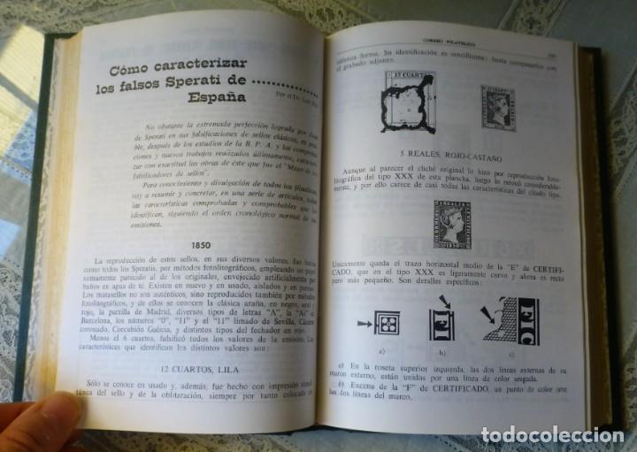 Sellos: Revista Correo Filatélico - Valencia Filatélica Tomo III 1966-67 Nº 44 al 63 - Foto 5 - 170237536