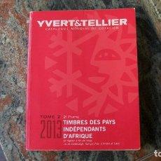 Sellos: Y&T-2013-TOM 2-2º PARTE-VER LOS IMAGENES. Lote 172364058