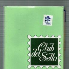 Sellos: CLUB DEL SELLO / CAFISA / MANUAL DEL COLECCIONISTA DE SELLOS / 1979. Lote 174259778