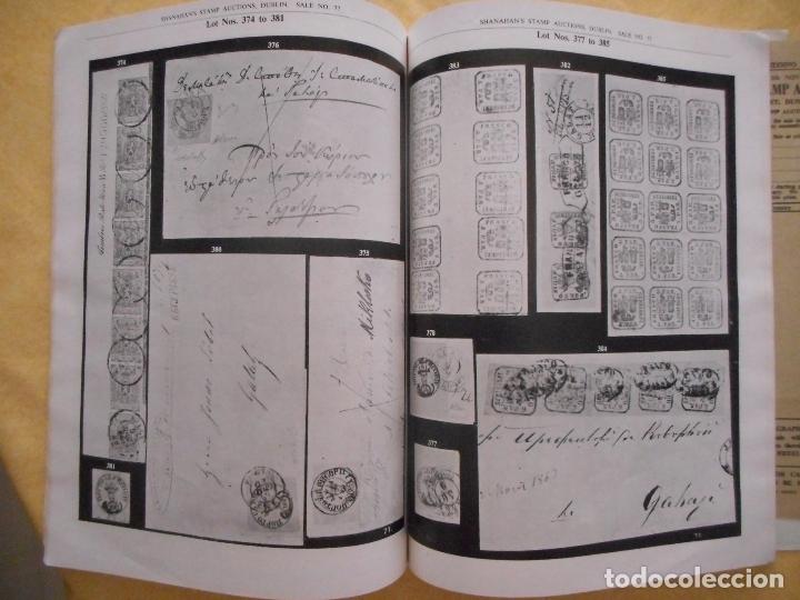 Sellos: Millionaire's, Revista irlandesa de subastas de sellos de 1958. Incluye hoja de pedidos. Muy difícil - Foto 2 - 44645701