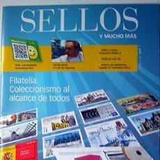 Sellos: REVISTA SELLOS CORREOS FILATELIA 2014. Lote 175009007