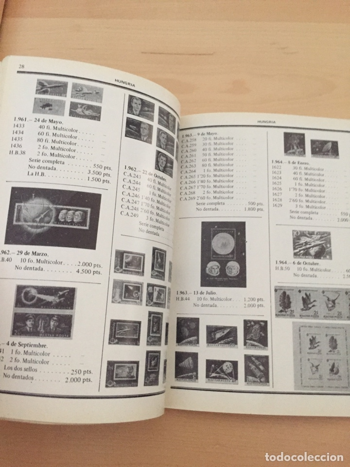 Sellos: CATÁLOGO DE SELLOS DE ASTROFILATELIA DE PAÍSES EUROPEOS 1981 - Foto 2 - 175252899