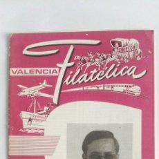 Sellos: VALENCIA FILATELICA N 157 1985. Lote 175467410