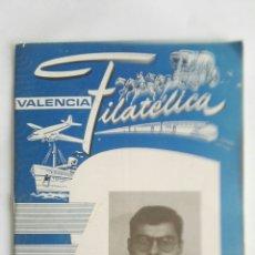 Sellos: VALENCIA FILATELICA N 155 1985. Lote 175467450
