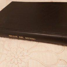 Sellos: SELLOS DEL MUNDO. GRAN ENCICLOPEDIA DE LA FILATELIA. COLECCIÓN DE FASCÍCULOS ENCUADERNADOS. 404 PP. Lote 177091077
