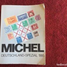 Sellos: CATÁLOGO DE SELLOS MICHEL DEUTSCHLAND SPEZIAL 1995. Lote 177284672