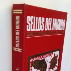 Sellos: SELLOS DEL MUNDO GRAN ENCICLOPEDIA DE LA FILATELIA. Lote 177518982